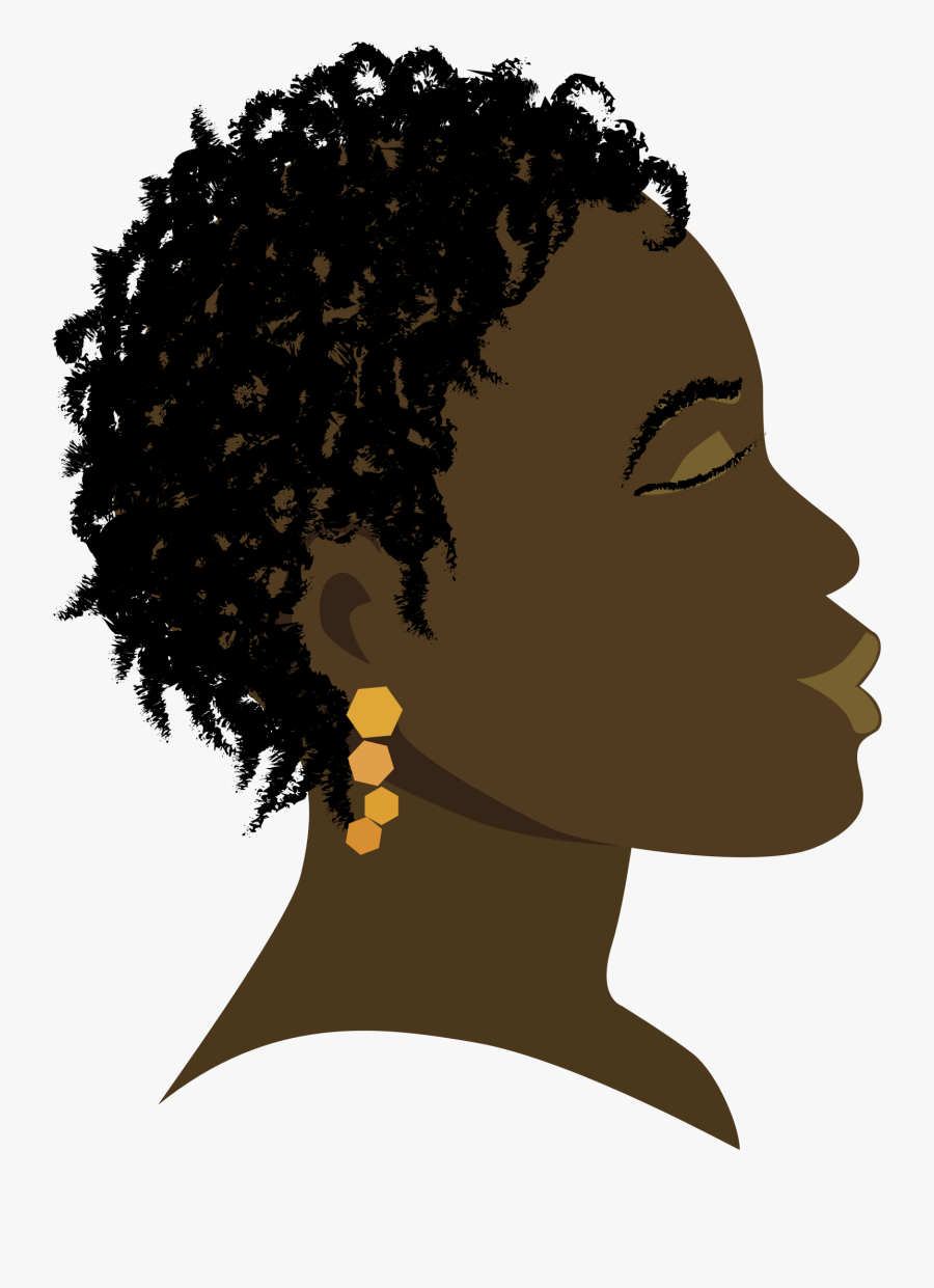 African American Free Content Woman Clip Art - Transparent African American Women Clipart, Transparent Clipart