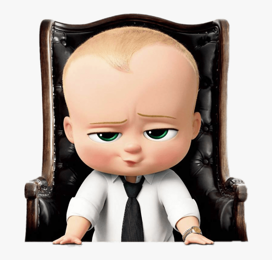 Boss Baby Clipart Afro Born Leader Boss Baby Free