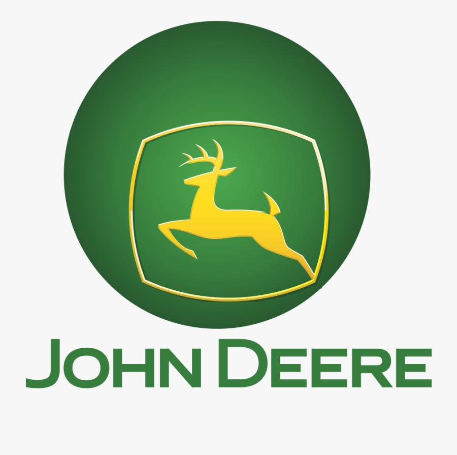 Good John Deere Tractor Clip Art Like Amazing Article - John Deere Logo High Resolution, Transparent Clipart