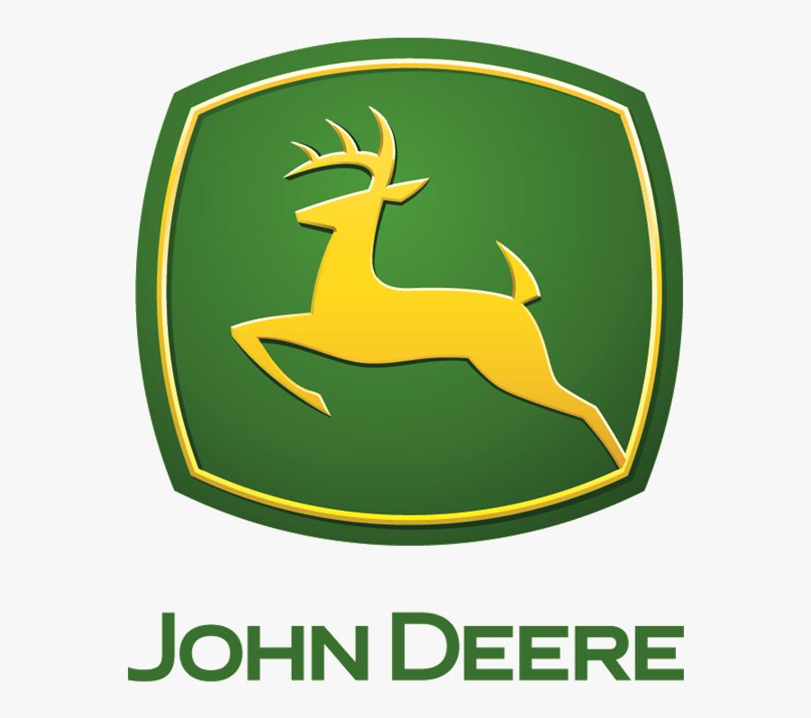 Transparent John Deere Logo Png, Transparent Clipart