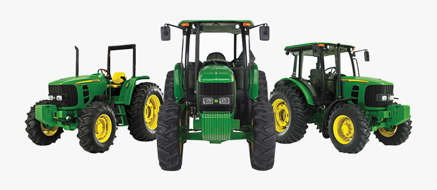 Chrome - John Deere 6003, Transparent Clipart