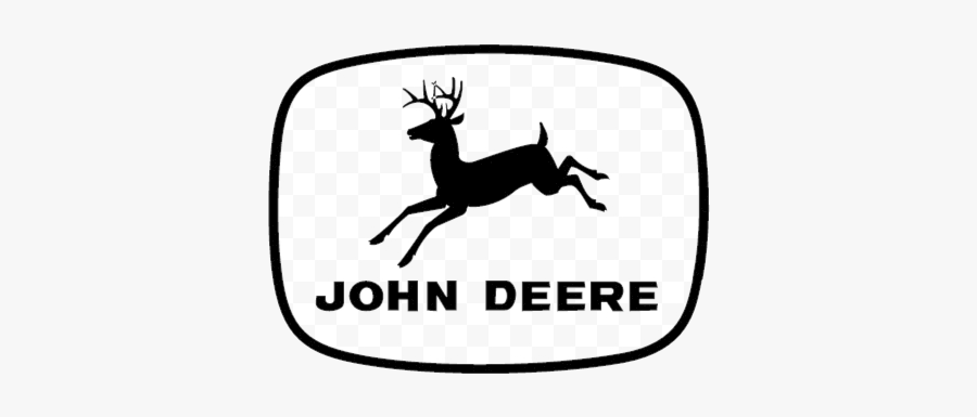 John Deere Tractor Clipart Old Logo Free Transparent - John Deere Logo 1956, Transparent Clipart