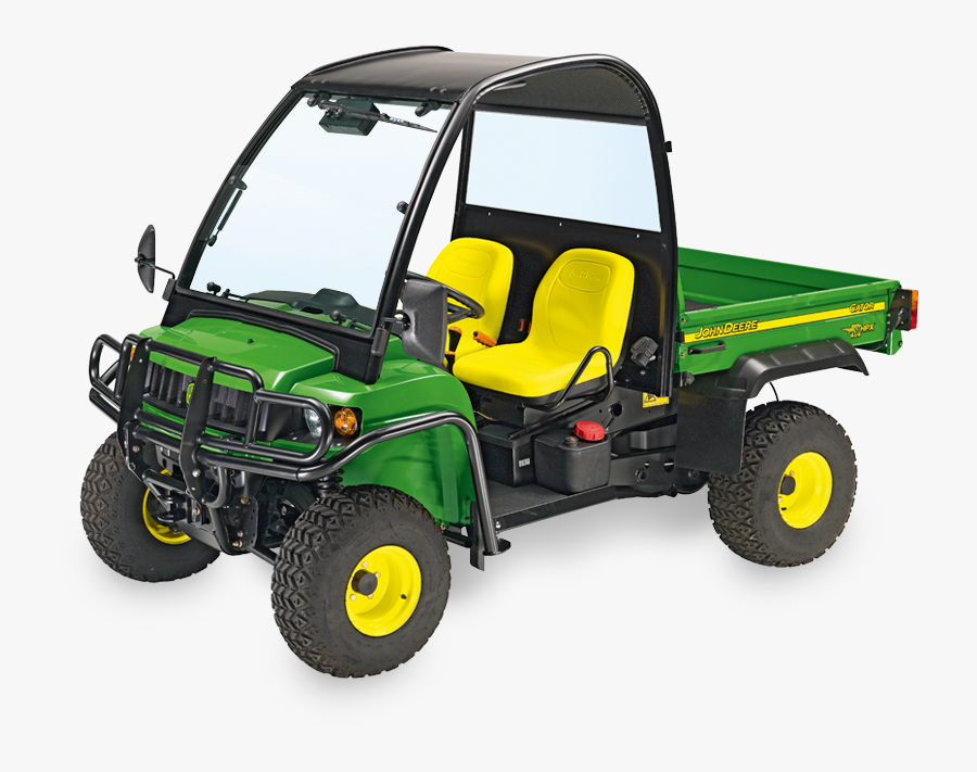Turf Equipment - Gator 4 Wheel Drive, Transparent Clipart