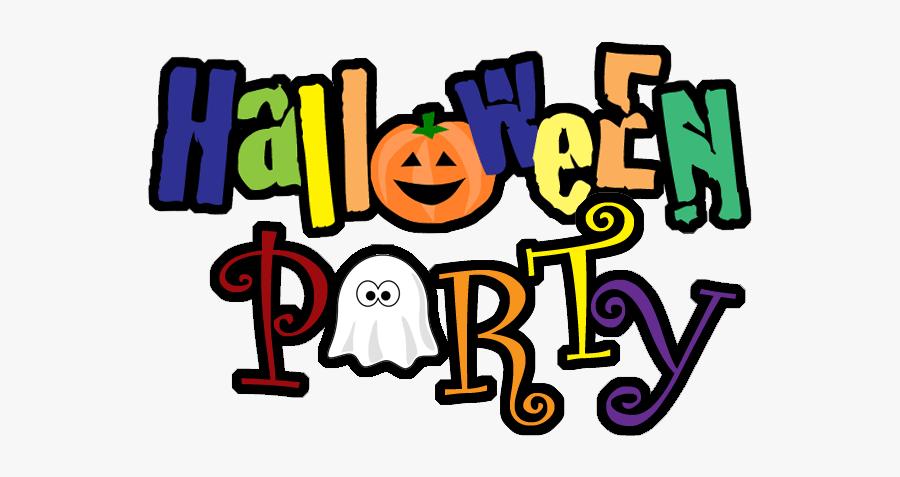 Halloween Party Clipart - Halloween Party Clipart Png, Transparent Clipart