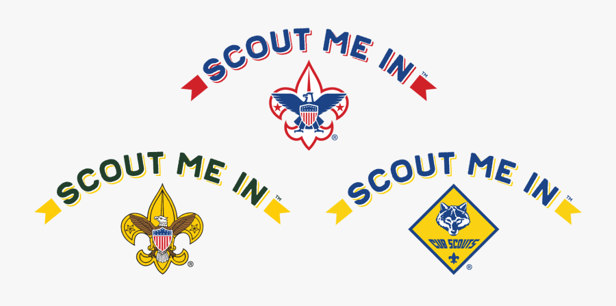Scout Me In Cub Scouts, Transparent Clipart