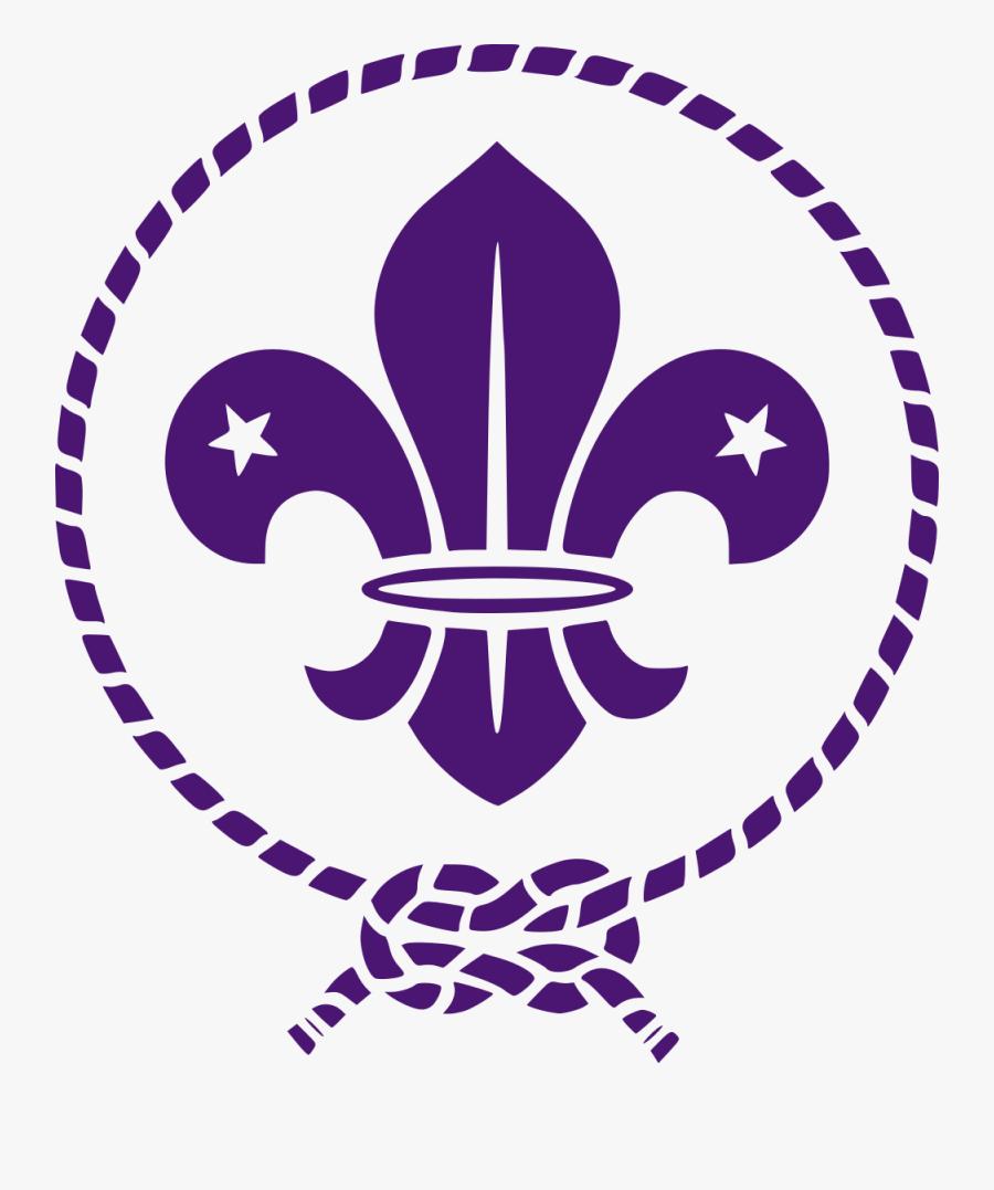 Scouting Emblem Fleur De Lis For Of Boys Scout Clipart - Fleur De Lys Scout, Transparent Clipart