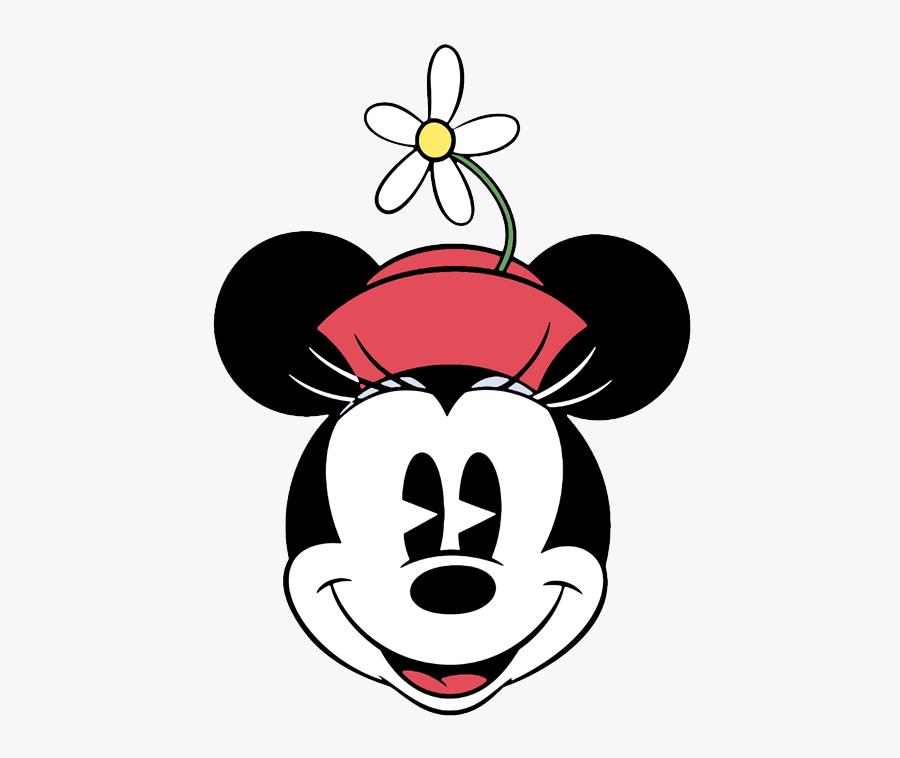 classic minnie mouse vintage  free transparent clipart