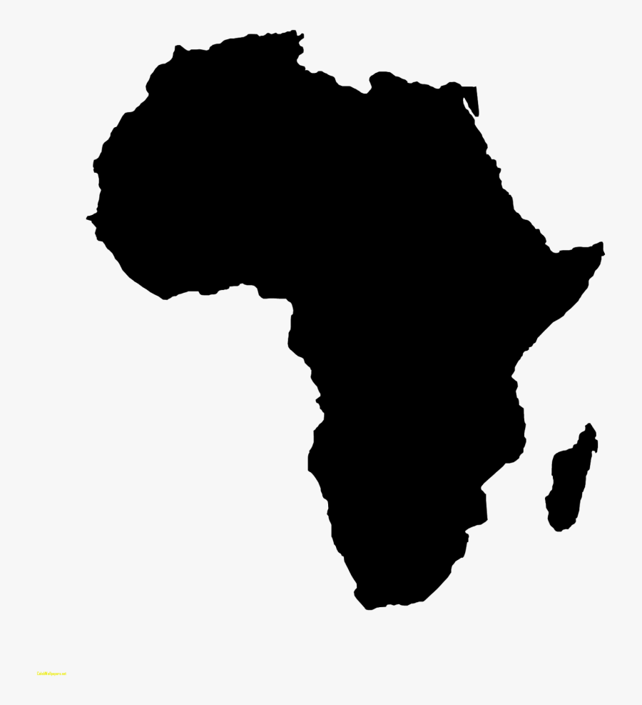 Vector Download Clip Art Search Transprent - Africa Map Icon Png, Transparent Clipart