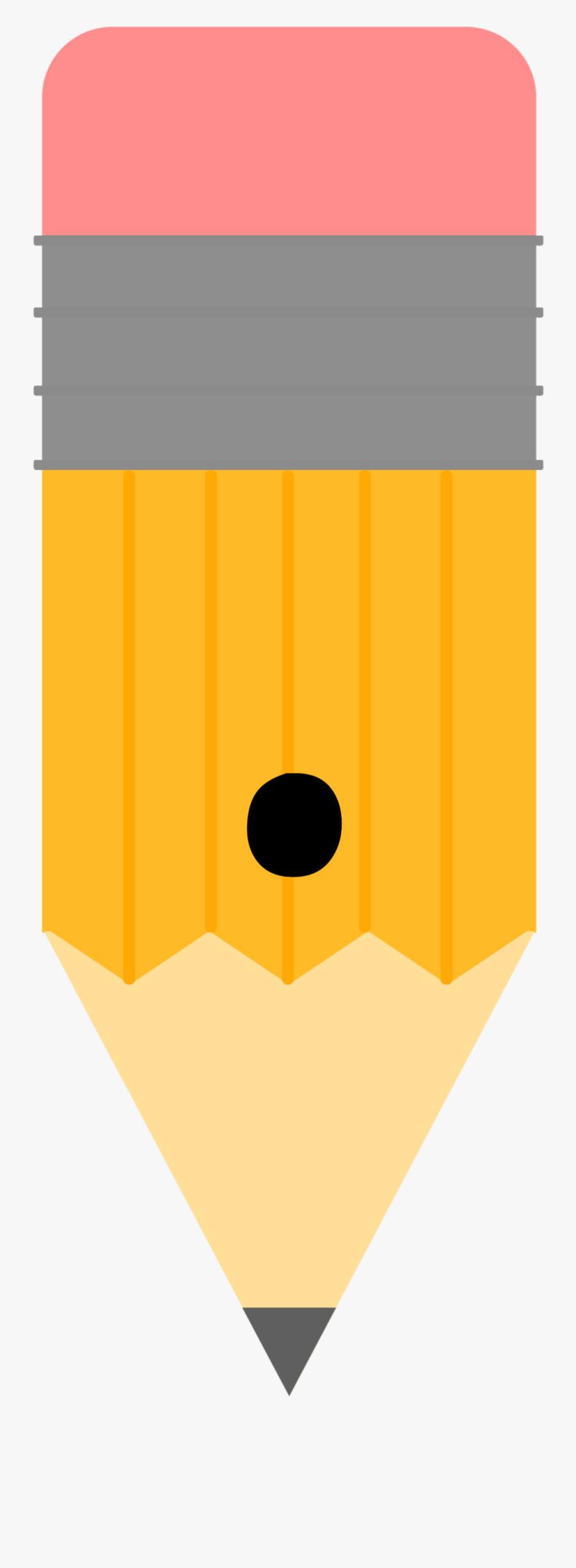 Pencil Clipart Back To School - Pencil Back To School, Transparent Clipart