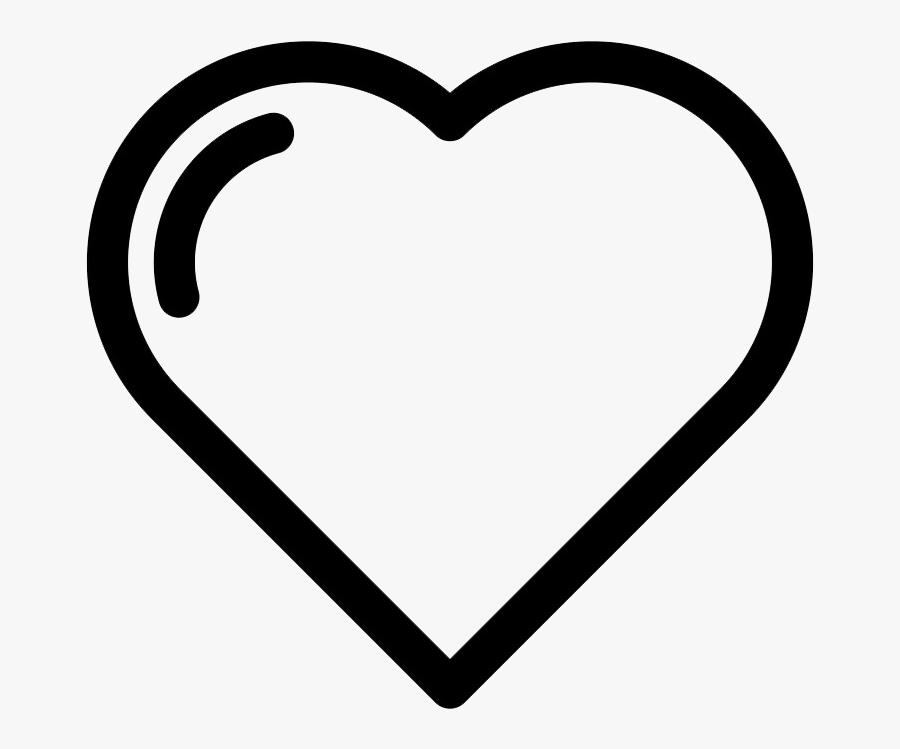 "Welcome Back To The 50""s - Love Heart Icon Transparent, Transparent Clipart"