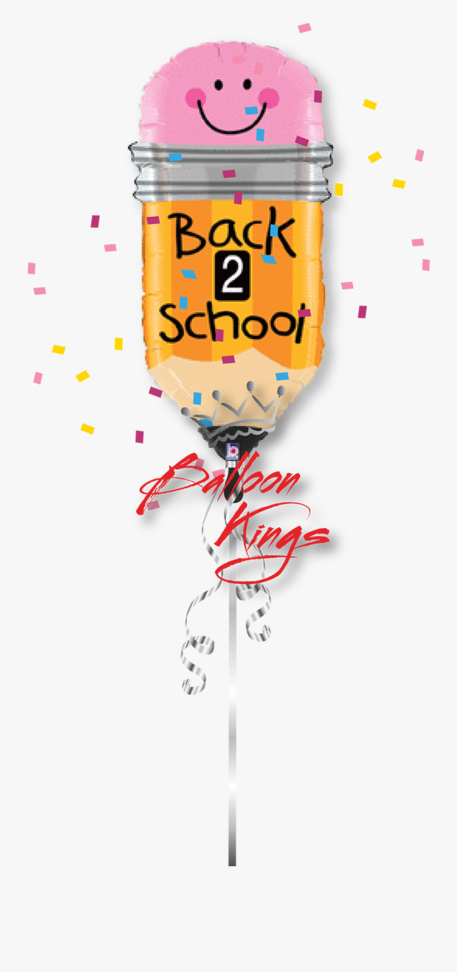 Welcome Back To School Pencil - Welcome Back To School On Pencils, Transparent Clipart