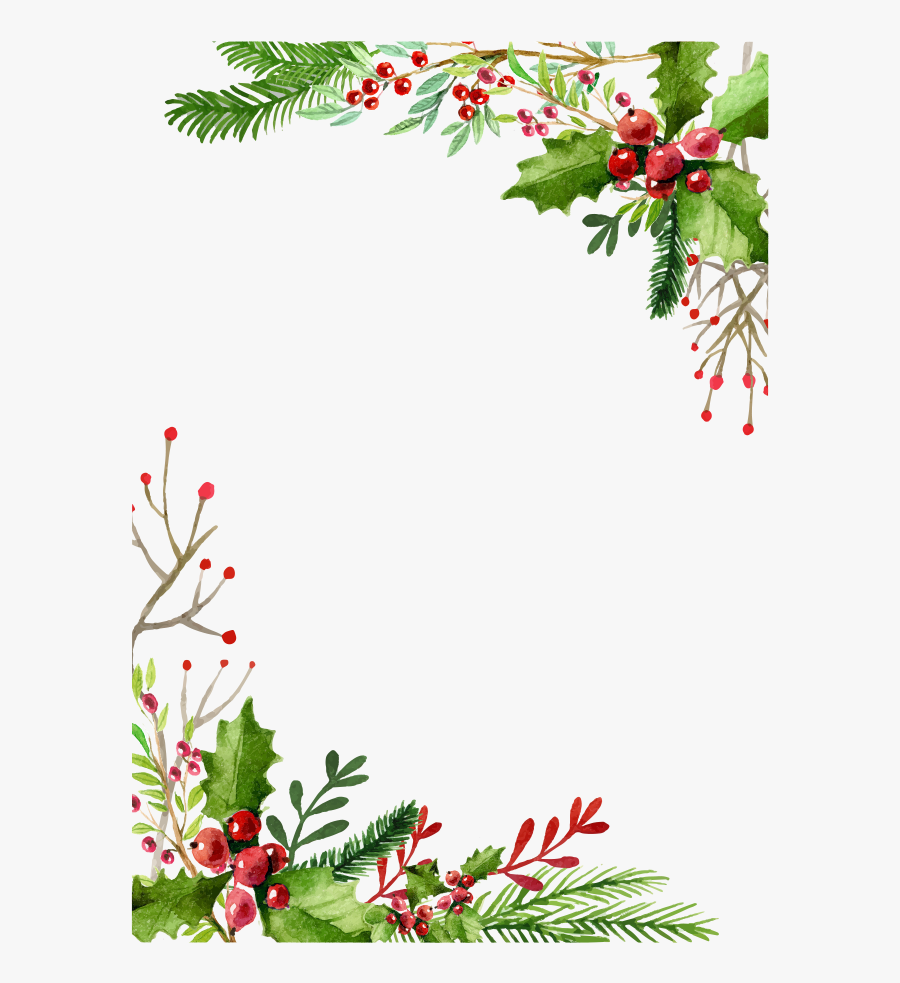 Christmas Card Greeting Card Gift - Christmas Card Background Hd, Transparent Clipart