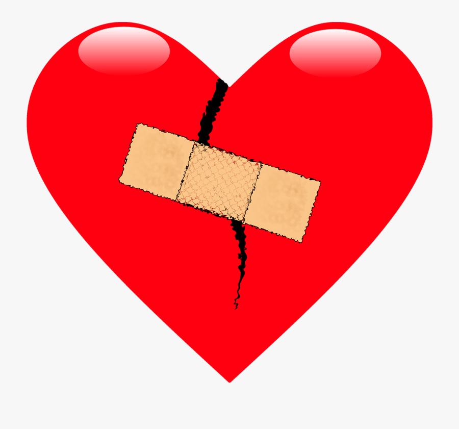 Heart Heart Pain Broken Free Picture - Kisi Ko Bhulane Ki Dua Hindi Me, Transparent Clipart