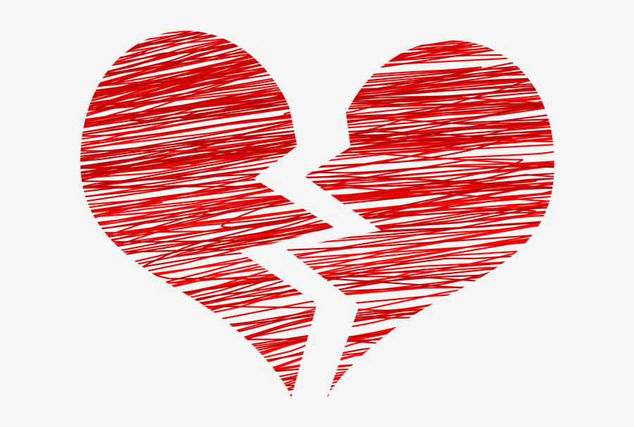 Tumblr Broken Heart Png Half Of Heart Transparent Background Free Transparent Clipart Clipartkey