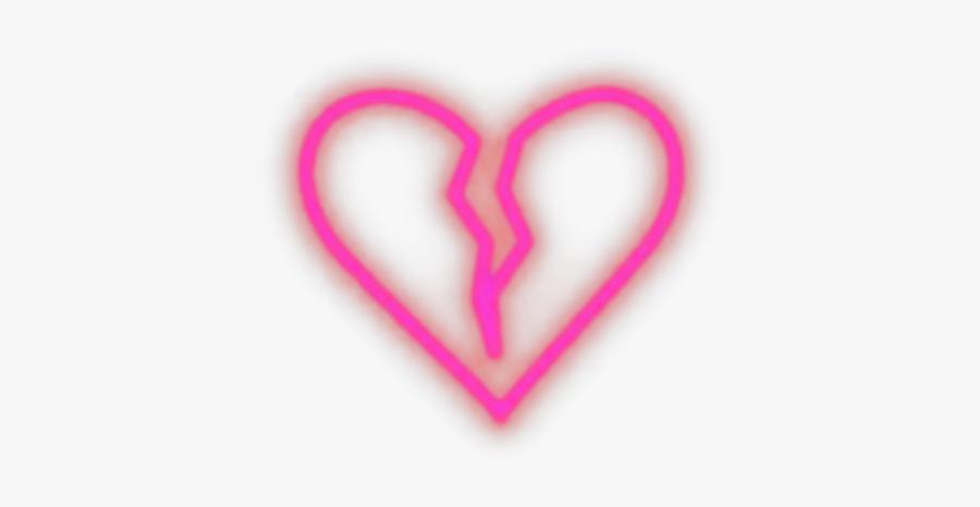 #broken #heart #brokenheart #heartbroken #iphone #emoji - Broken Heart Pics For Editing, Transparent Clipart