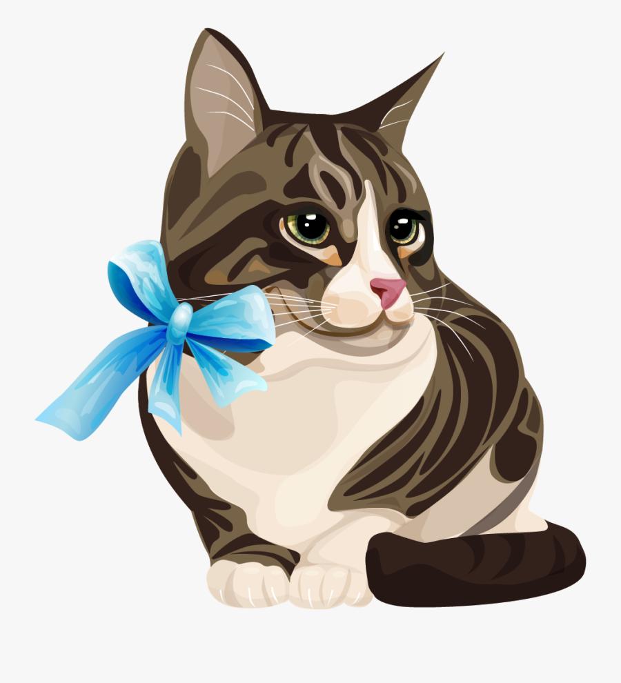 Siamese Cat Kitten Tabby Cat Clip Art - Sitting Cat, Transparent Clipart