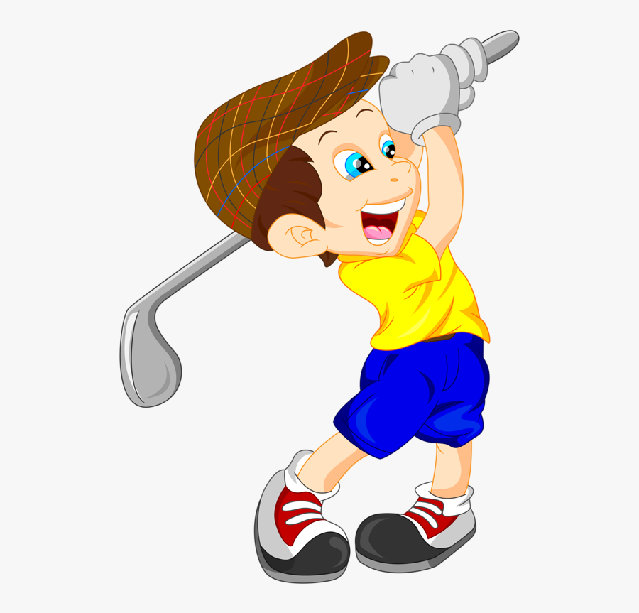 Фото, Автор Soloveika На Яндекс - Golf Cartoon, Transparent Clipart