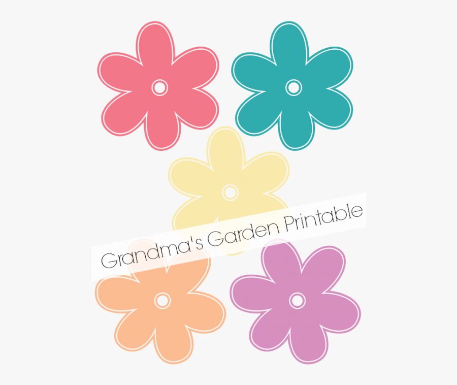"""Grandma""""s Flowers Printable For Canon - Artificial Flower, Transparent Clipart"""