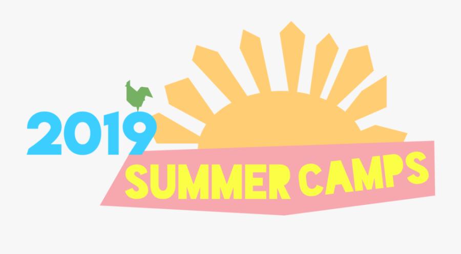 2019 Summer Camps Banner - Summer Camp 2019 Png, Transparent Clipart