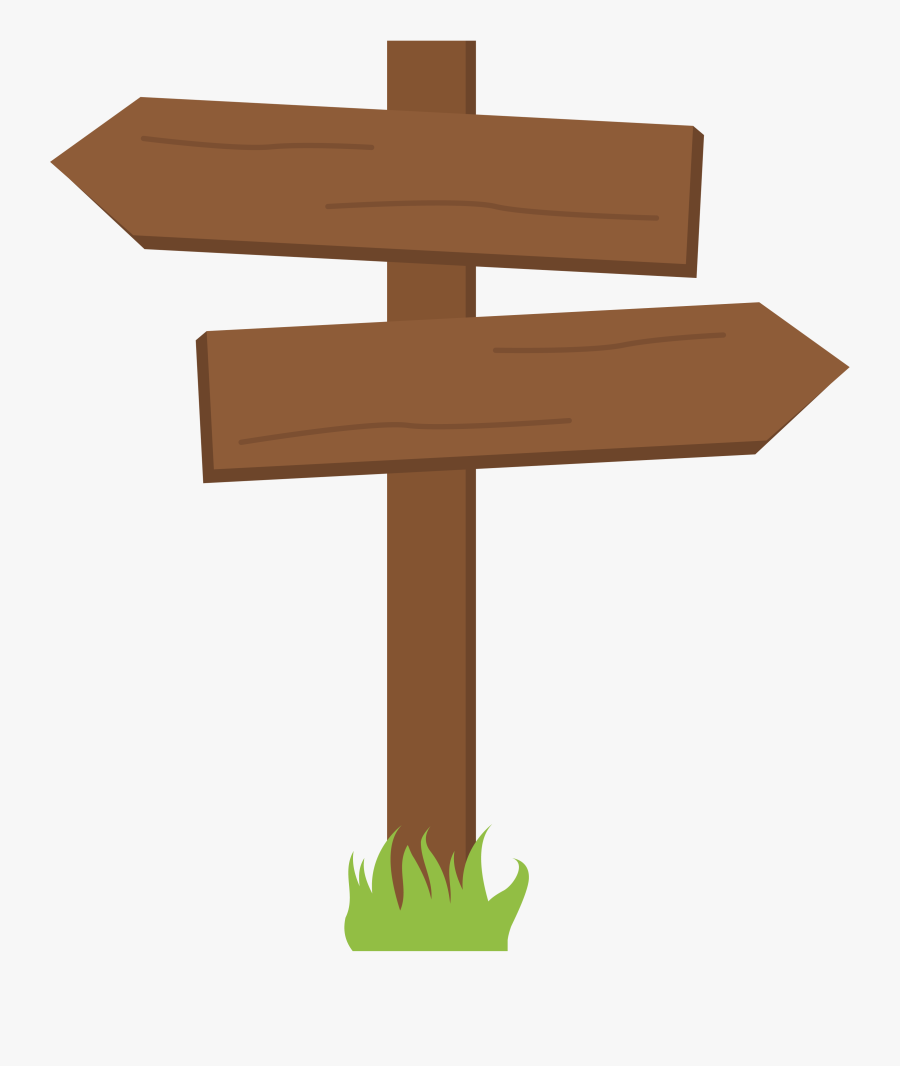 Camping Travel Sign Post - Camping Wooden Sign Clipart, Transparent Clipart