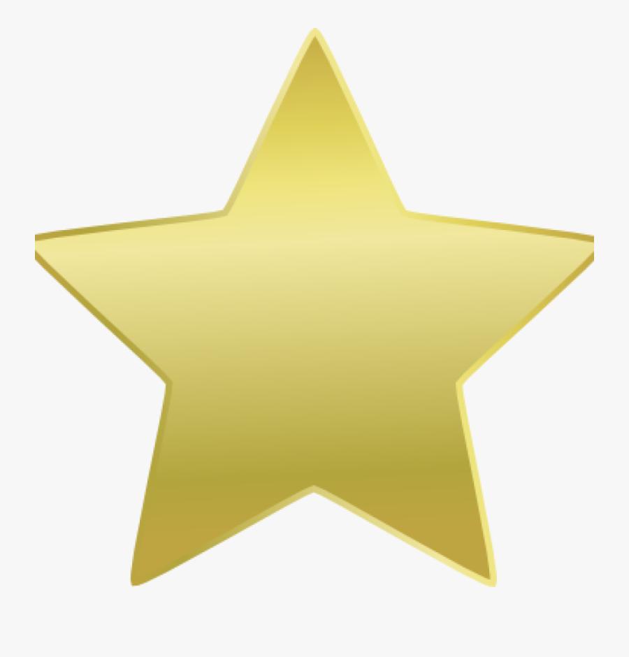 Clip Art Vector Free Stock Techflourish - Gold Star Clip Art Png, Transparent Clipart