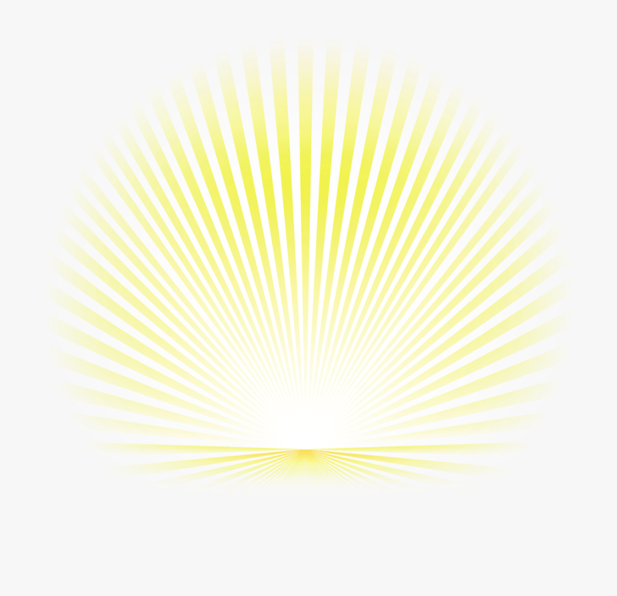 Angle Point Light Abstract Yellow Line Sunrise Clipart - Bush Ms 1 X 3 4, Transparent Clipart