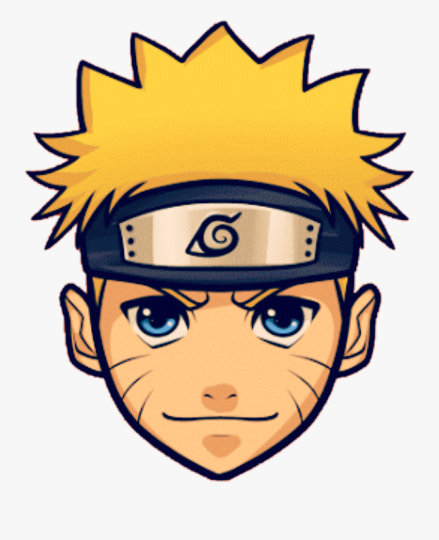 Transparent Face Painting Clipart - Anime Characters Drawing Easy, Transparent Clipart