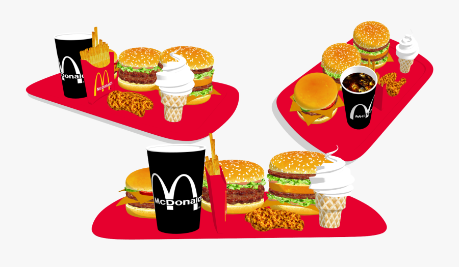 Junk Food Clipart Mcdonalds Menu Mcdonalds Food Clip Art