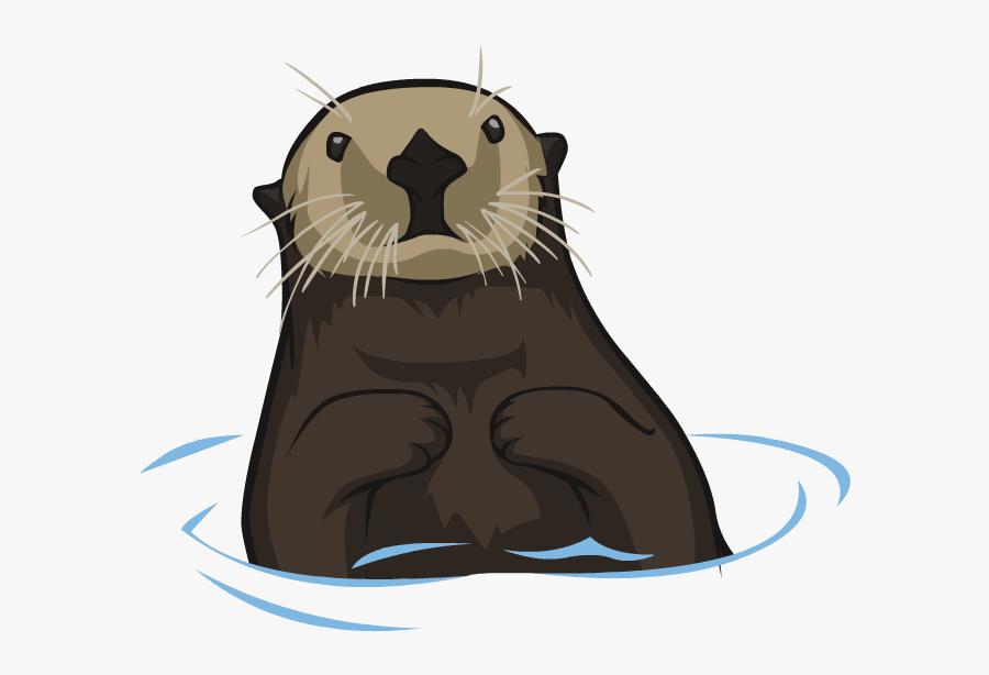 Otter Png Clipart - Otter Clipart Png, Transparent Clipart