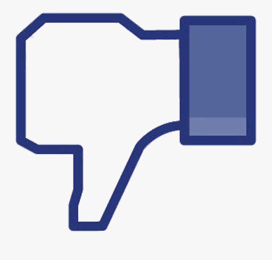 Facebook Transparent Clipart - Facebook Like Button, Transparent Clipart
