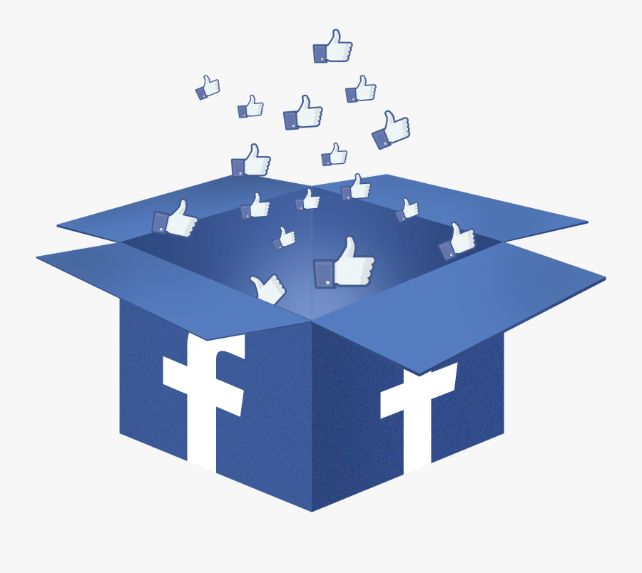 Facebook Likes Box - Facebook Likes Png, Transparent Clipart