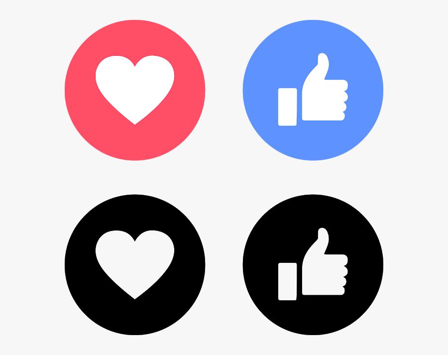 Logo Facebook, Vector Art, Photoshop, Vectors - Facebook Like Icon 2019, Transparent Clipart