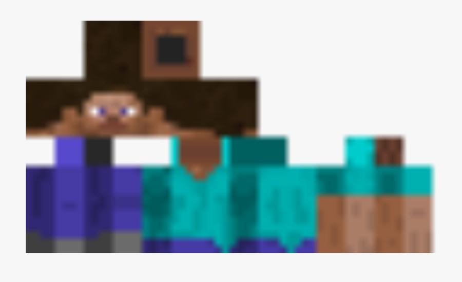 Minecraft Steve Clip Art Minecraft Steve Skin Layout Free Transparent Clipart Clipartkey