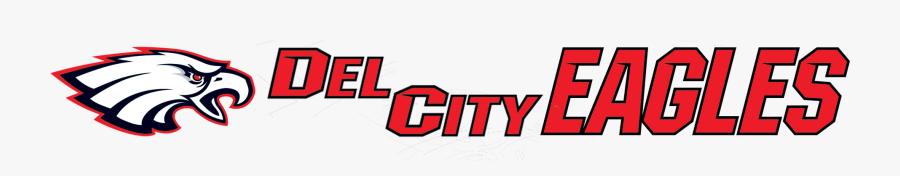 Del City Eagles Logo, Transparent Clipart