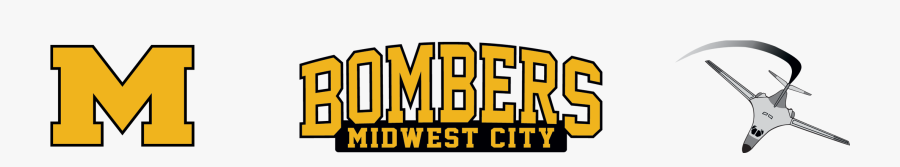 Midwest City High School Logo, Transparent Clipart
