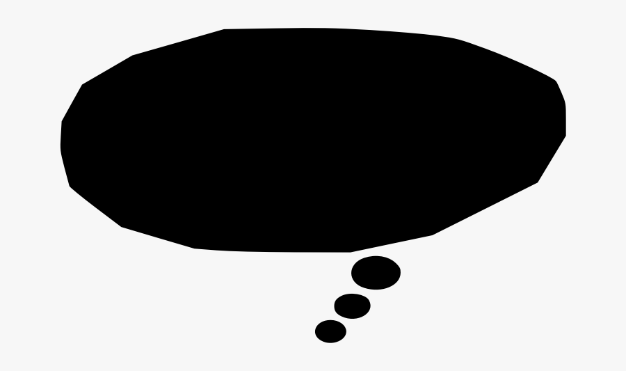 Thought Bubble - Portable Network Graphics, Transparent Clipart