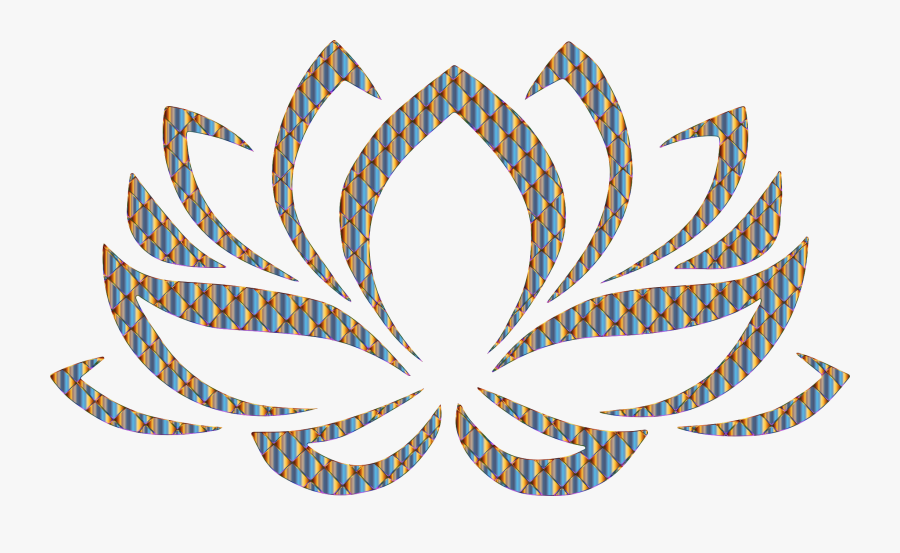 Clip Art Flowers Lotus - Lotus Flower Hindu Symbols, Transparent Clipart