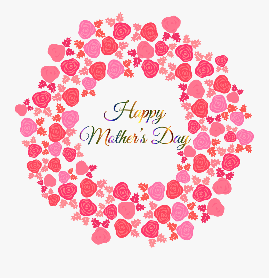 Happy Mothers Day Bouquet Of Flowers 3 Clip Arts - Mothers Day Poster Free, Transparent Clipart