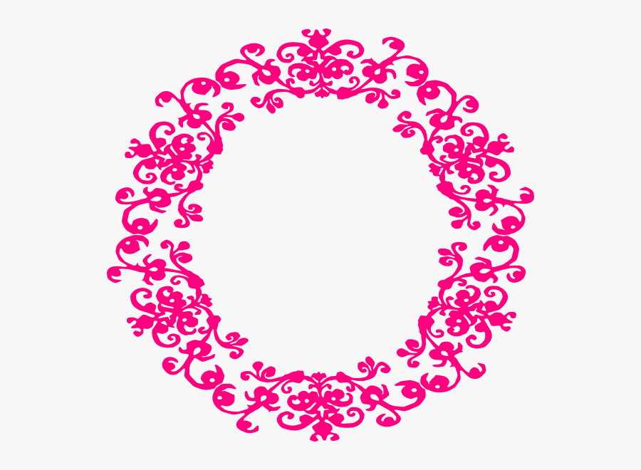 Happy Mothers Day Free - Oval Borders Transparent, Transparent Clipart