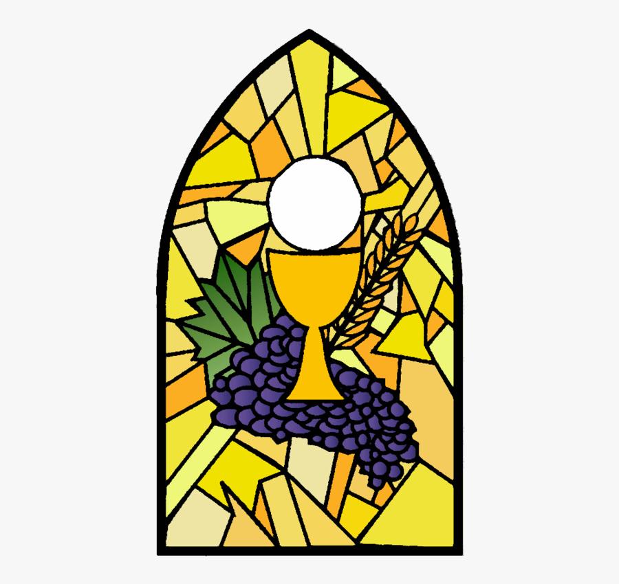Seven Sacrament Symbol Png Clipart , Png Download - Eucharist Symbols, Transparent Clipart
