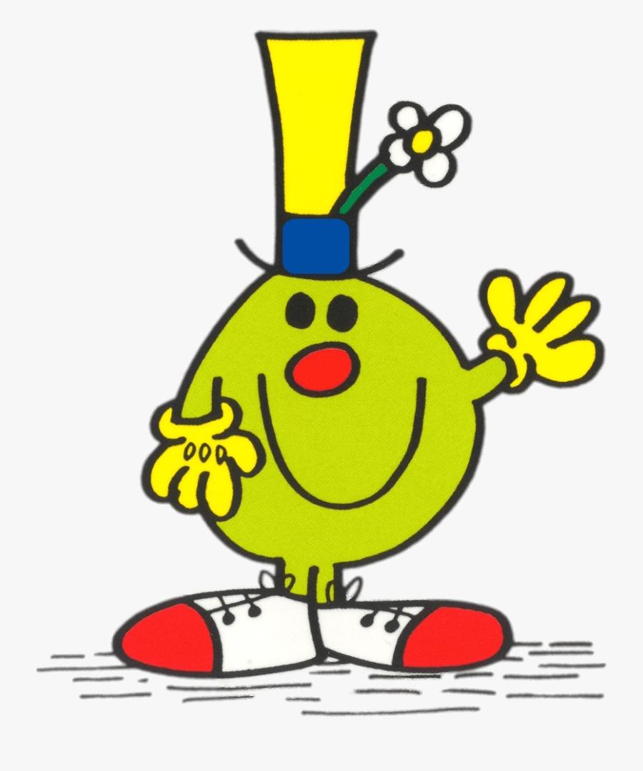 Mr - Funny - Mr Men Mr Funny, Transparent Clipart