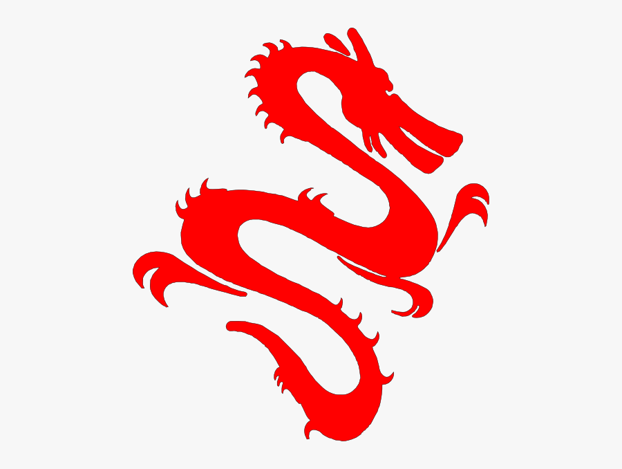 Chinese China Clipart The Cliparts - Chinese Dragon Zodiac Png, Transparent Clipart