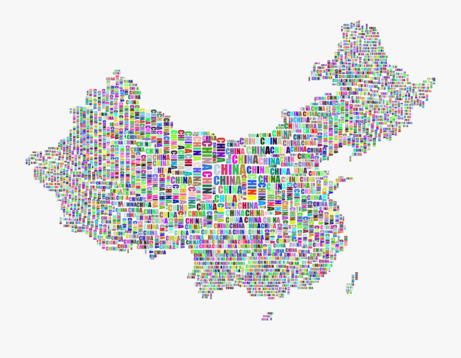 Flag Of China Map Computer Icons - China Map With Taiwan, Transparent Clipart