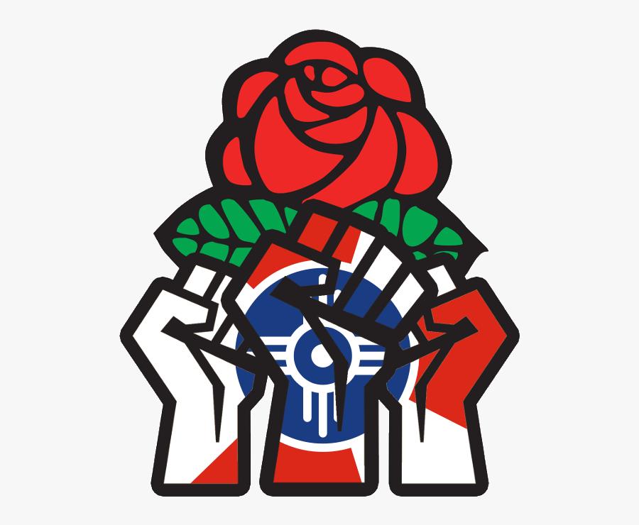 Clip Art Vector Download Socialist - Democratic Socialists Of America Handshake, Transparent Clipart