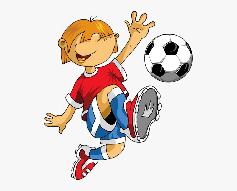 Personnages, Illustration, Individu, Personne, Gens - Soccer Player, Transparent Clipart