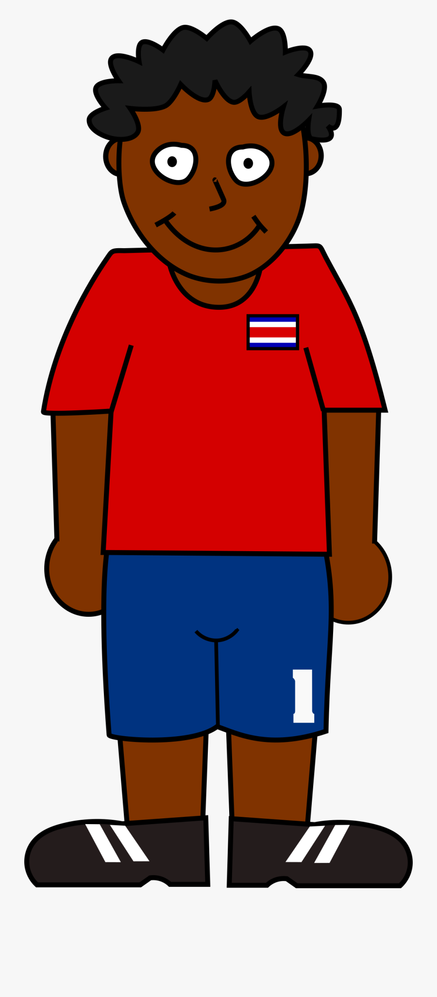 World Cup Soccer Player Clipart Png Transparent Png - World Cup Soccer Player Clipart Png, Transparent Clipart