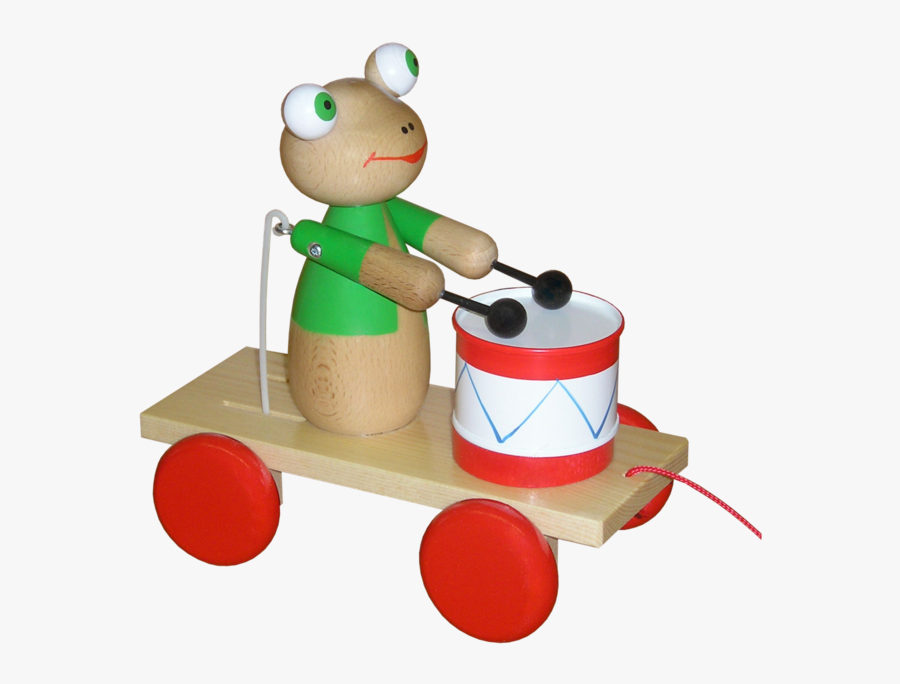 Clipart Toys Wooden Toy - Cartoon, Transparent Clipart