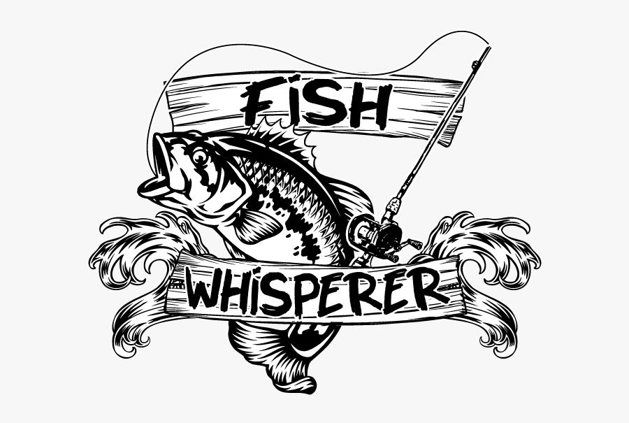 Fisherman Clipart Woman Fishing - Funny Fishing Pic Transparent, Transparent Clipart