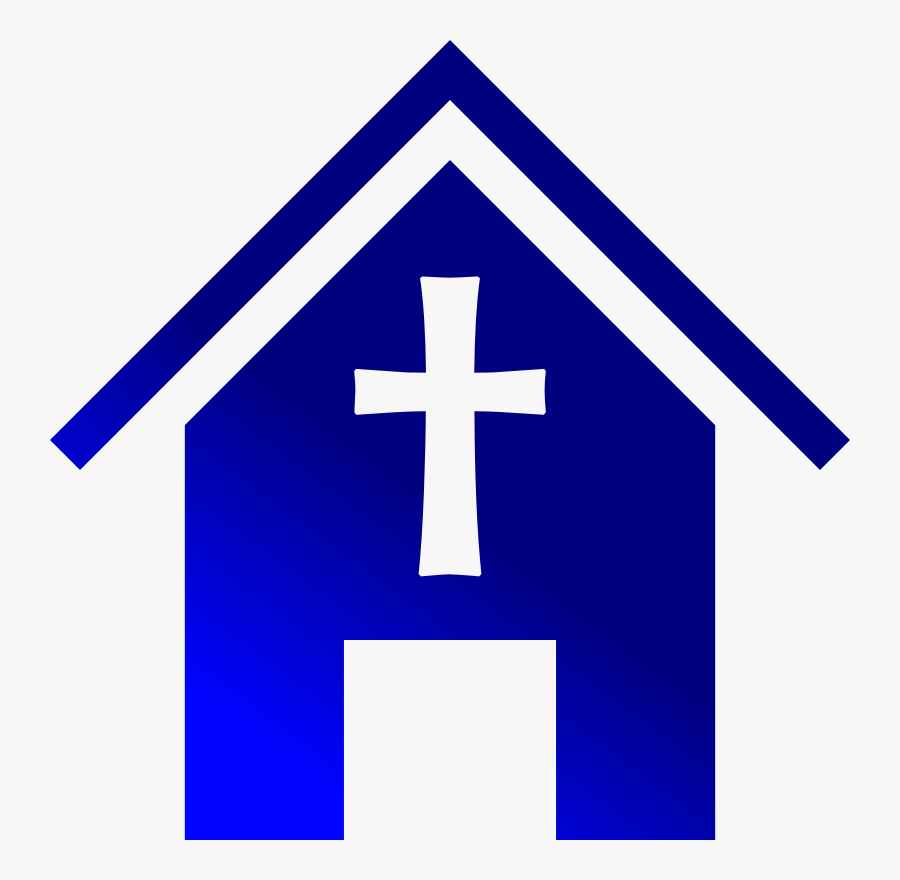 Angle,area,text - Symbol For Church Clipart, Transparent Clipart