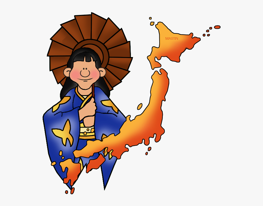 Map Of Japan - Asian Pacific American Heritage Month Gif, Transparent Clipart